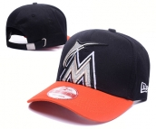 MLB Florida Marlins Hat - 030
