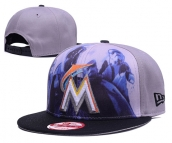 MLB Florida Marlins Hat - 031
