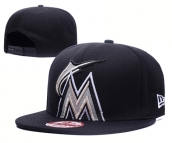 MLB Florida Marlins Hat - 033