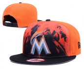 MLB Florida Marlins Hat - 034