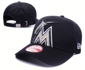 MLB Florida Marlins Hat - 035