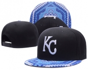MLB Kansas Royals Hat - 030