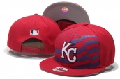 MLB Kansas Royals Hat - 043