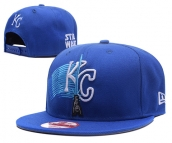 MLB Kansas Royals Hat - 049