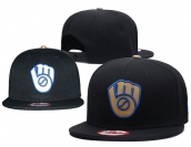 MLB Milwaukee Brewers Hat - 030