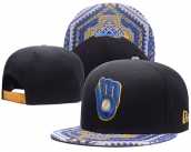 MLB Milwaukee Brewers Hat - 031