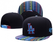 MLB Los Angeles Dodgers Hat - 040