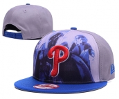 MLB Philadelphia Phillies Hat - 031