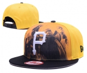 MLB Pittsburgh Pirates Hat - 033