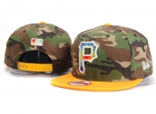 MLB Pittsburgh Pirates Hat - 034