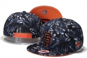 MLB San Francisco Giants Hat - 038