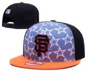 MLB San Francisco Giants Hat - 045
