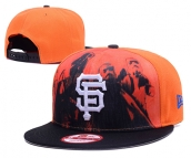 MLB San Francisco Giants Hat - 047