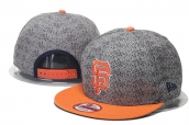 MLB San Francisco Giants Hat - 049