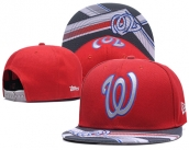 MLB Washington Nationals Hat - 030