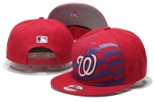 MLB Washington Nationals Hat - 034