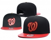 MLB Washington Nationals Hat - 035