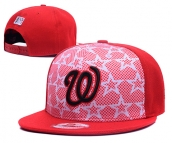 MLB Washington Nationals Hat - 036