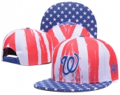 MLB Washington Nationals Hat - 037