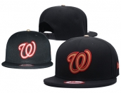 MLB Washington Nationals Hat - 038