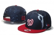 MLB Washington Nationals Hat - 039