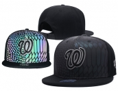 MLB Washington Nationals Hat - 040