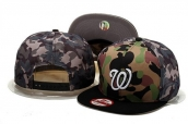 MLB Washington Nationals Hat - 043