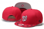 MLB Washington Nationals Hat - 044