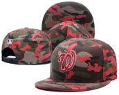 MLB Washington Nationals Hat - 045