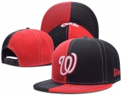 MLB Washington Nationals Hat - 047