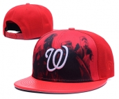 MLB Washington Nationals Hat - 048