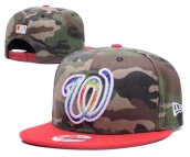 MLB Washington Nationals Hat - 049