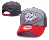 NFL Kansas City Chiefs Hat - 100