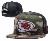 NFL Kansas City Chiefs Hat - 120