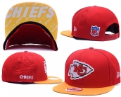 NFL Kansas City Chiefs Hat - 124