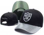 NFL Oakland Raiders Hat - 100