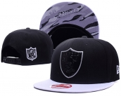 NFL Oakland Raiders Hat - 122