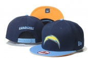 NFL San Diego Chargers Hat - 100