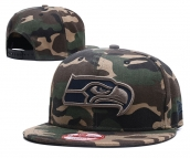 NFL Seattle Seahawks Hat - 113