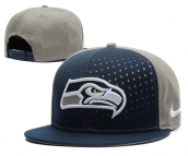 NFL Seattle Seahawks Hat - 123