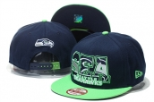 NFL Seattle Seahawks Hat - 126