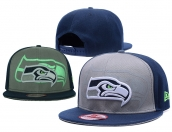 NFL Seattle Seahawks Hat - 128