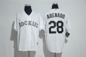 MLB Colorado Rockies Jersey - 100