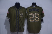 MLB Colorado Rockies Jersey - 101