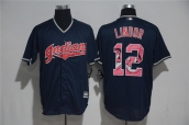 MLB Cleveland Indians Jersey - 118