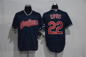 MLB Cleveland Indians Jersey - 124