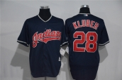 MLB Cleveland Indians Jersey - 136