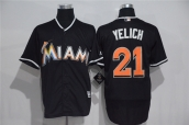 MLB Florida Marlins Jersey - 105