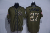 MLB Florida Marlins Jersey - 107