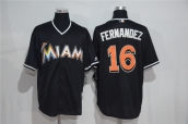 MLB Florida Marlins Jersey - 108